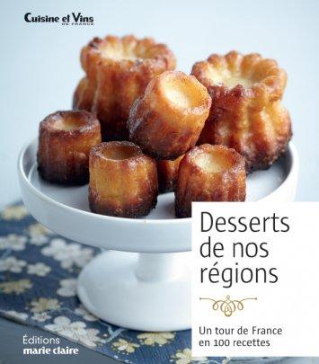 Desserts de nos Régions