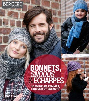 Snoods, bonnets et écharpes