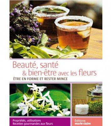 Beauté, santé et bien-être par les fleurs