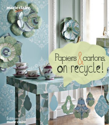 Papiers et cartons, on recycle!