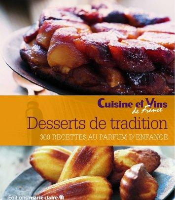 Desserts de tradition