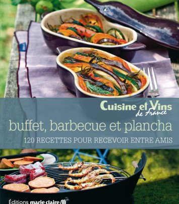 Buffet, barbecue et plancha