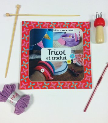 Coffret - Tricot et Crochet