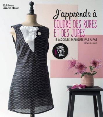 J'apprends à coudre des robes et des jupes