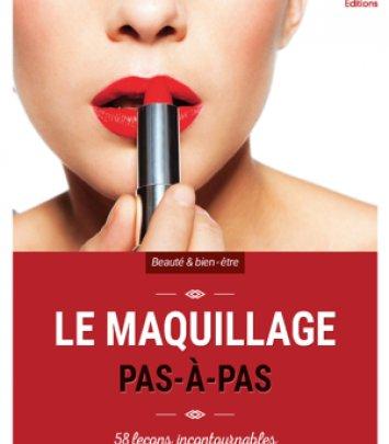 Maquillage pas à pas