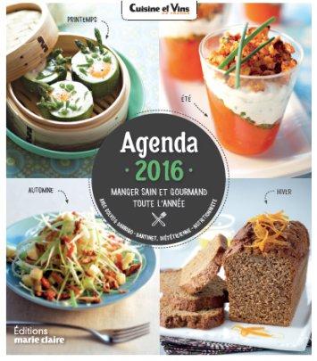 Agenda Cuisine 2016