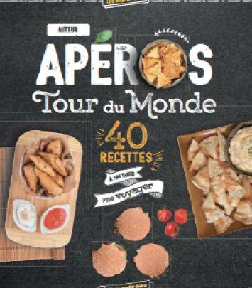 Apéros Tour du Monde