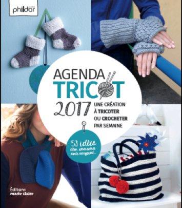 Agenda Tricot 2017