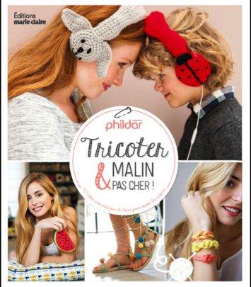 Tricoter Malin & Pas Cher!