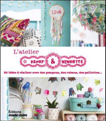 L'atelier textile Henry & Henriette