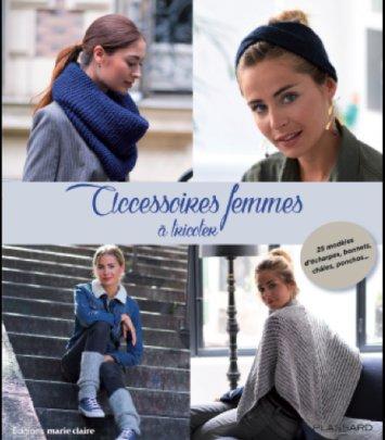 Accessoires pour Femmes à Tricoter