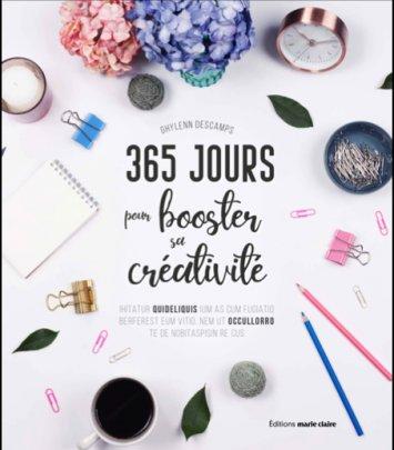 365 jours pour booster sa créativité