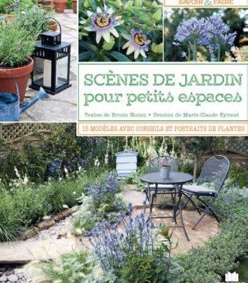 Scènes de jardin pour petits espaces