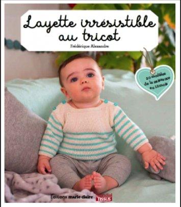 Layette irrésistible au tricot