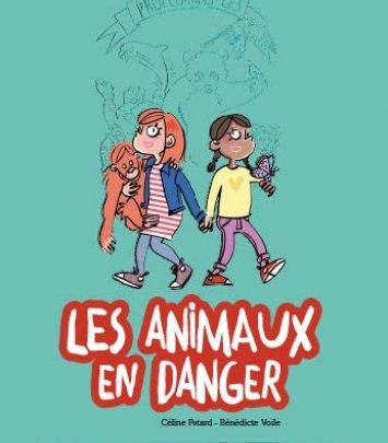 Marie & Claire: Les animaux en danger