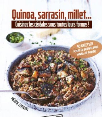 Quinoa, Sarrasin et autres céréales