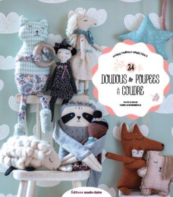Doudous & poupées à coudre