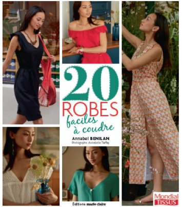 20 Robes faciles à coudre